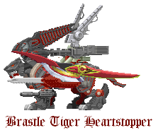 brastle tiger HS by kenmejia