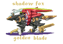 shadow fox gb by kenmejia