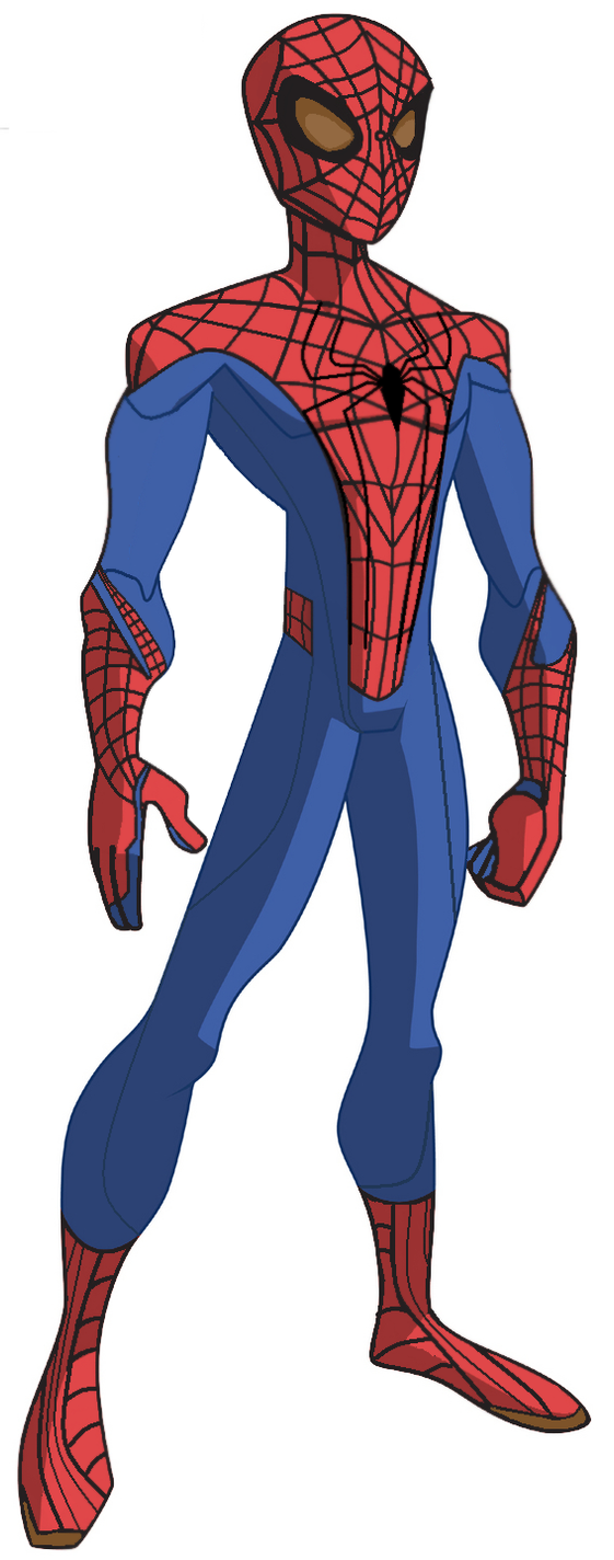 the spect..amazing spiderman by kenmejia