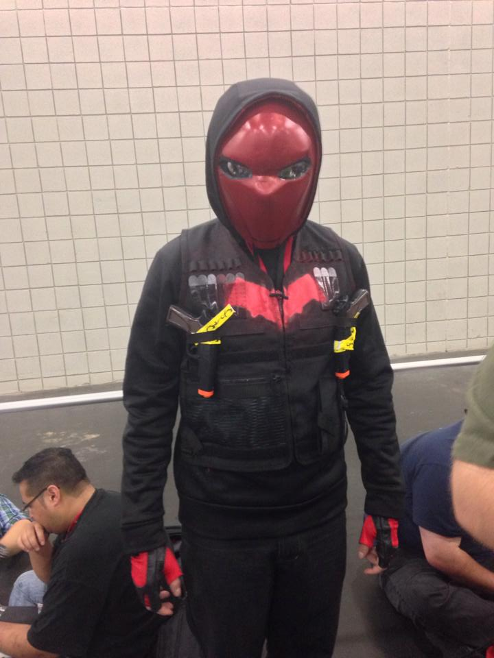 Red Hood Cosplay NYCC ...