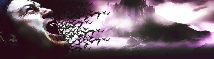 Dracula by kenmejia