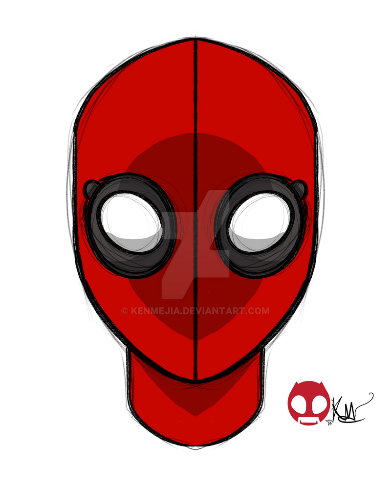 Spiderman Homecoming Homemade Suit by kenmejia
