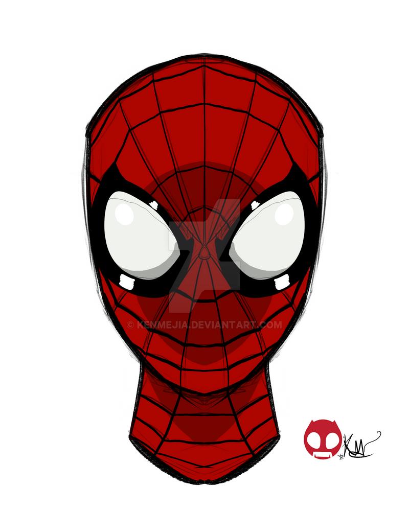 Webbs Spiderman 2 by kenmejia