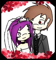 Wedding by DawnTheCreator
