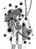 The Botanist by morbid-morsel