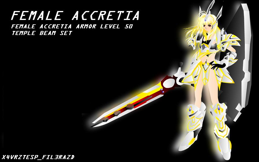 Femme Accretia by JPL-Animation