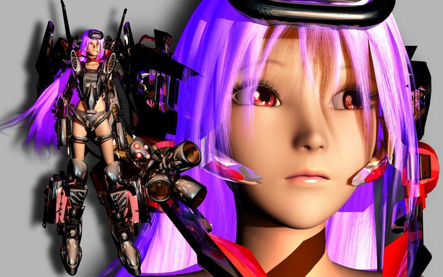 Xenosaga Character Design : Xenosaga kosmos ver by jpl animation on deviantart