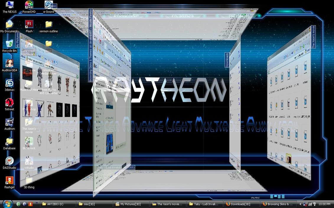 WINDOWS 3D by JPL-Animation