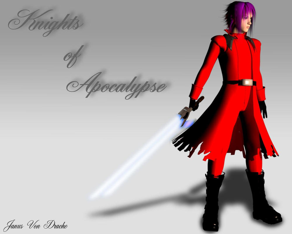 Lex - Knights Of Apocalypse by JPL-Animation