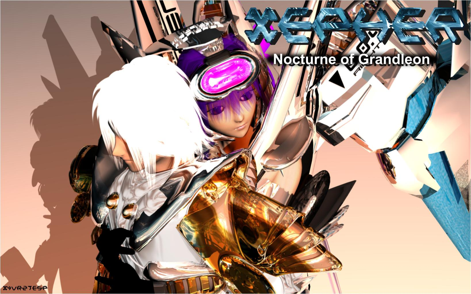 Xepher 1 Nocturne of Grandleon by JPL-Animation