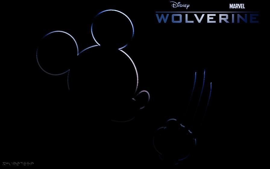 Disney Marvel WOLVERINE by JPL-Animation