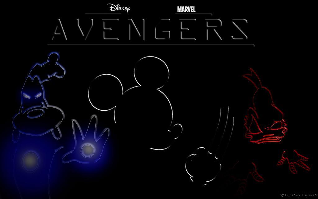 Disney Marvel AVENGERS by JPL-Animation