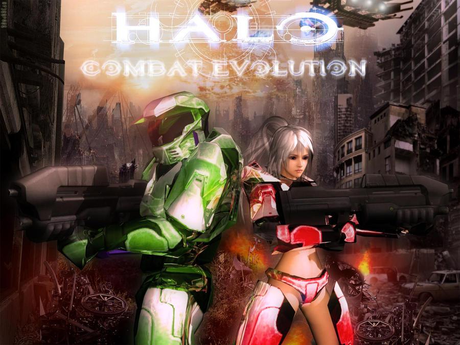 HALO - Combat Evolution by JPL-Animation