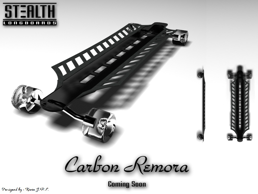 Carbon Remora by JPL-Animation