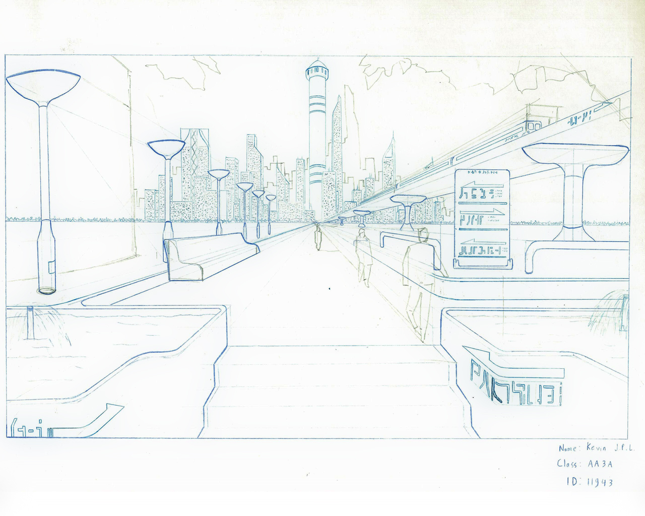 Future City by JPL-Animation