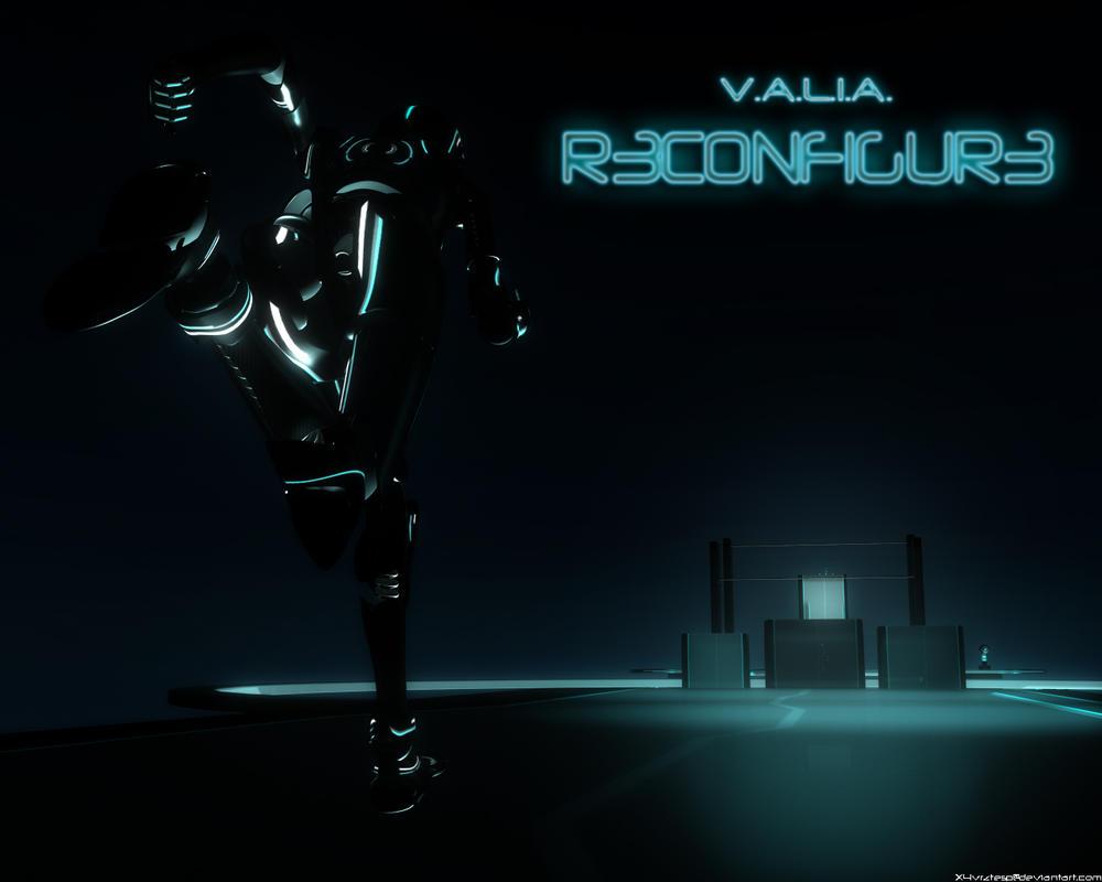 V.A.L.I.A. R3C0NF1GUR3 by JPL-Animation
