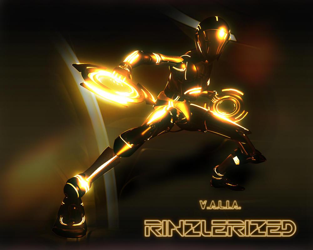 Rinzlerized by JPL-Animation