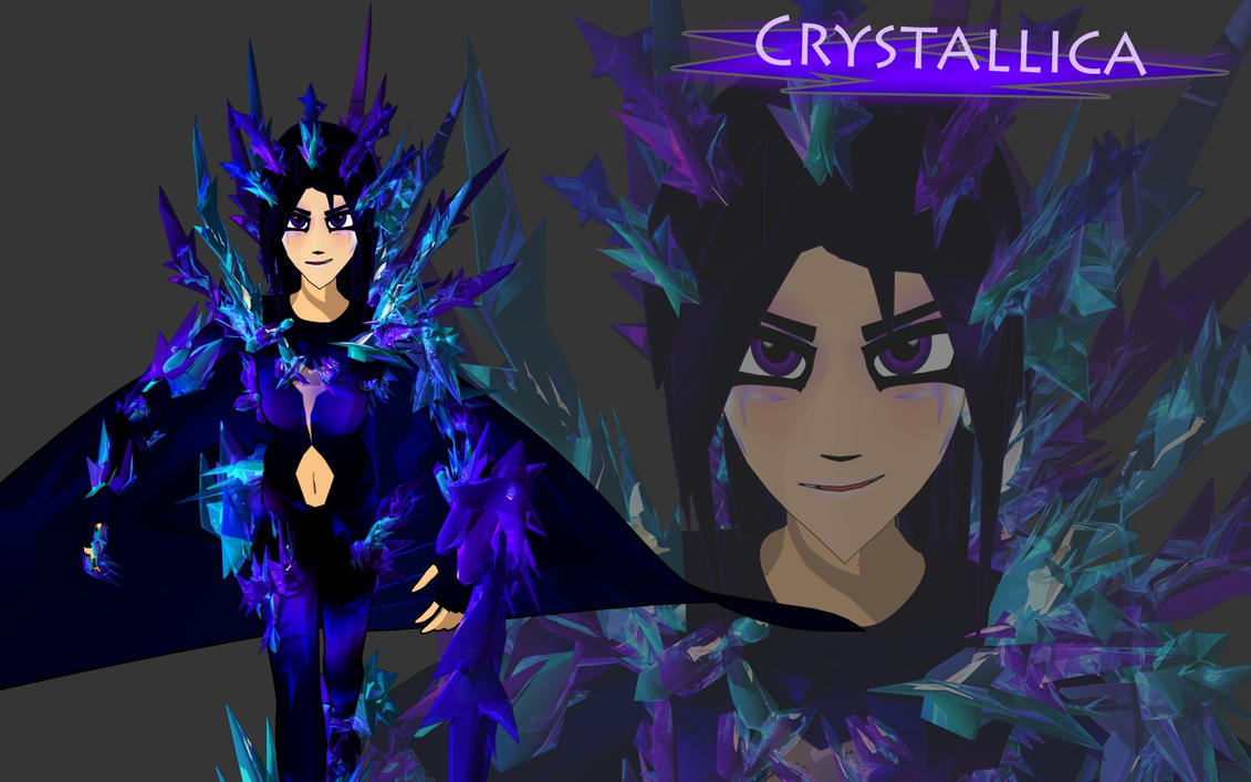Crystallica by JPL-Animation