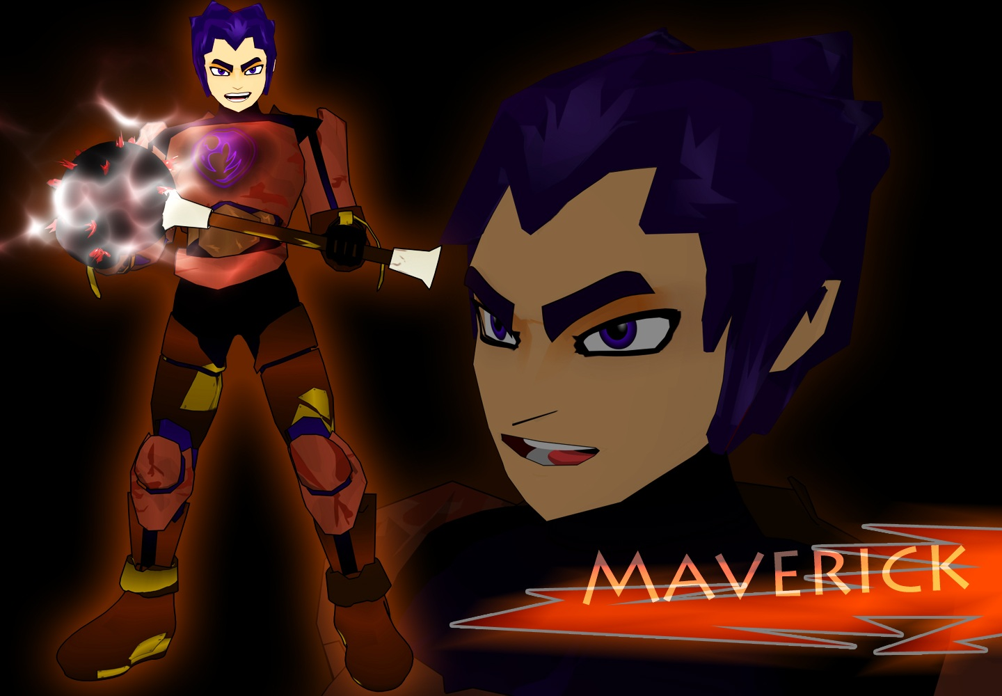 Maverick the Snipe 2.0 by JPL-Animation
