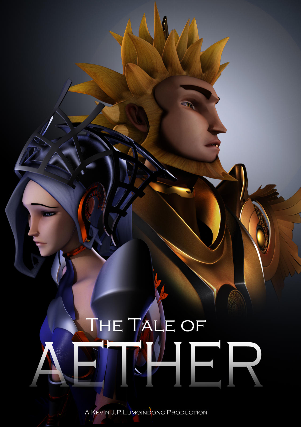 The Tale of Aether by JPL-Animation