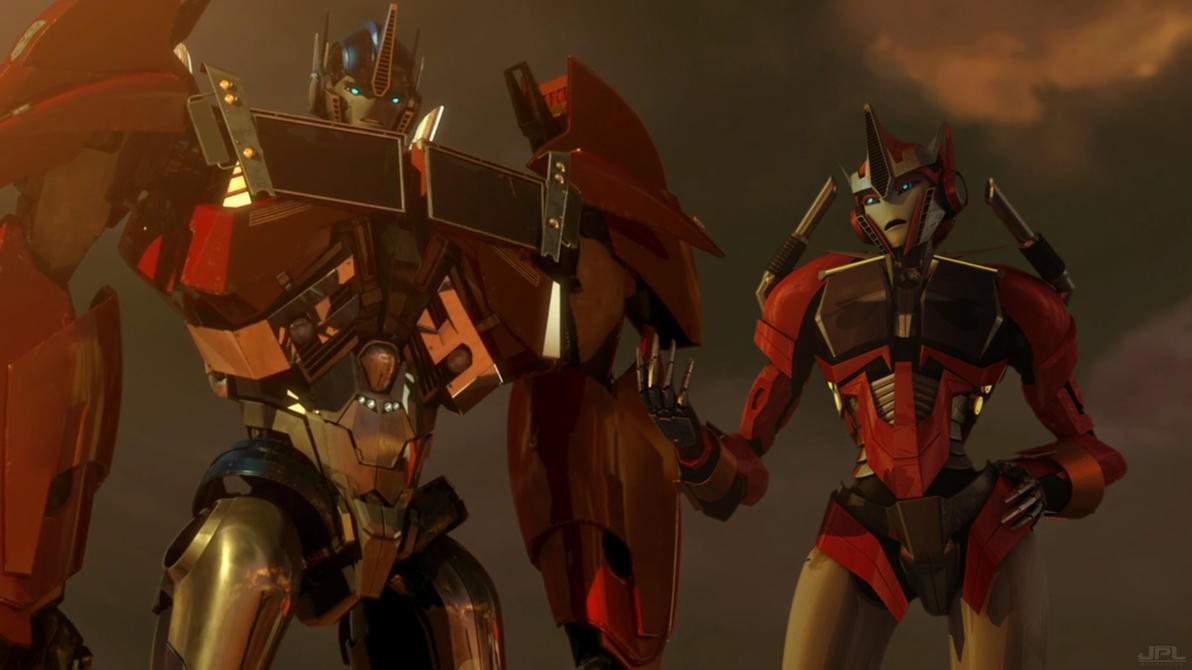 Yes.. I know that Optimus... by JPL-Animation