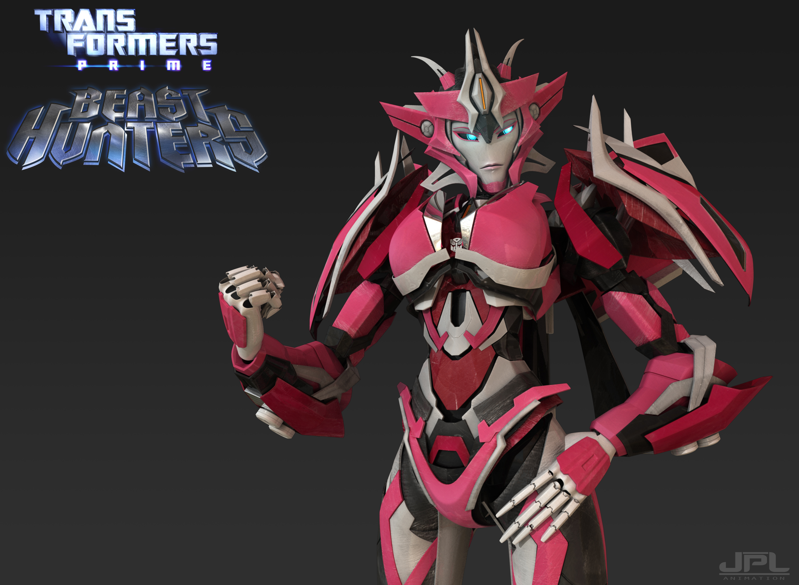 TFP - Elita One Beast Hunters ( midshot ) by JPL-Animation