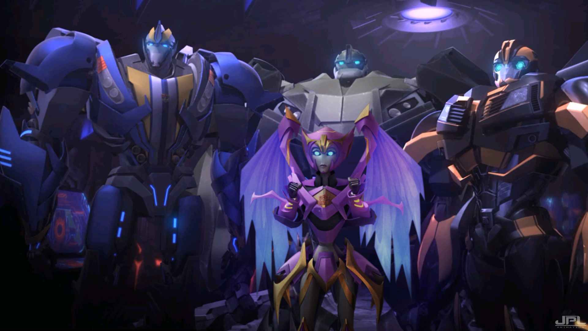 The Team... ( COMMISSION ) by JPL-Animation