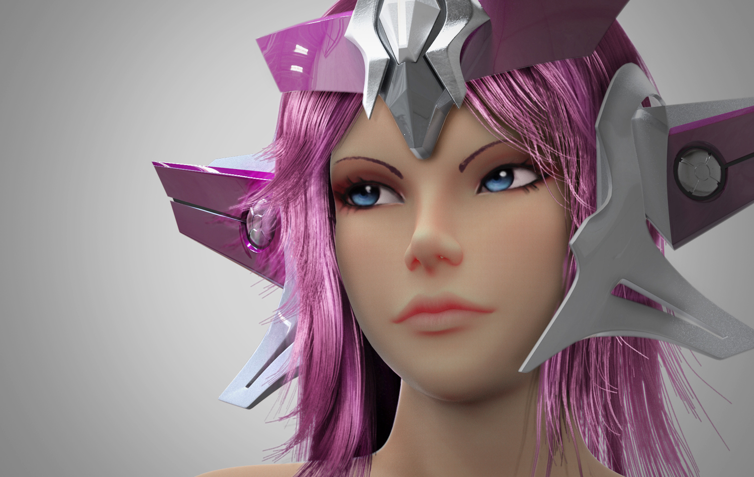 Elita One ( HumanFormers ) - UPDATED by JPL-Animation