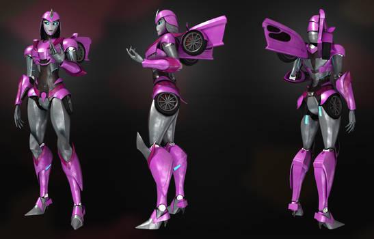 Laurelin Prime ( COMMISSION )