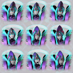 Zodiac Prime Expression ( COMMISSION ) by JPL-Animation