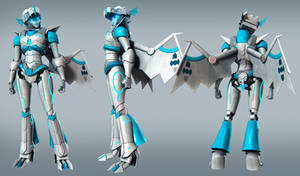 Dragalafly Turnaround ( COMMISSION )