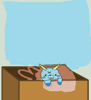 ashika in a box
