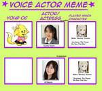 neopets - evelyn's voice actor meme