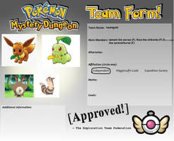 pokemon mystery dungeon dx team by akarifan25