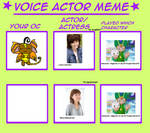 neopets - mari the carmariller's voice actresses