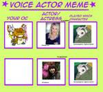 dinky the Raindorf's voice acter