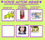 butter the yullie's voice actresses