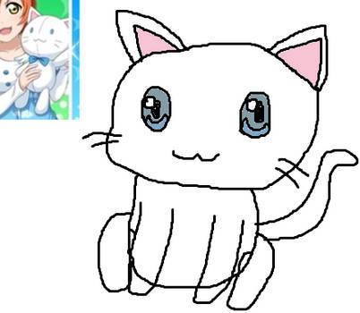 the little cat pokemon *needs a pokemon name*