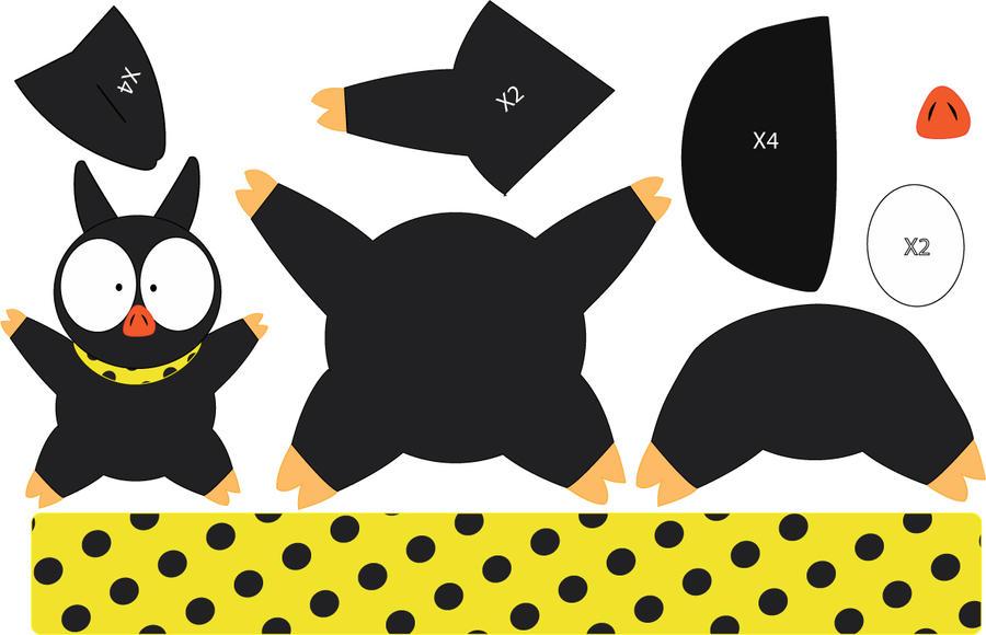 PChan Plushie pattern by Mokulen22