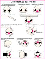 ConG Rice ball making Guide by Mokulen22