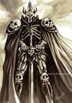 Fantasy Warrior sketch