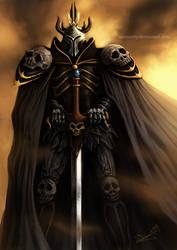 Fantasy Warrior by aaronwty