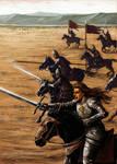 Medieval Warrior Princess