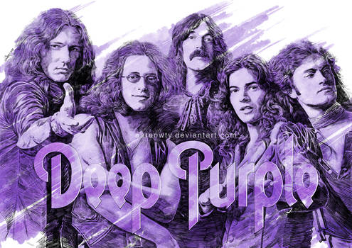 Deep Purple 50th anniversary tribute