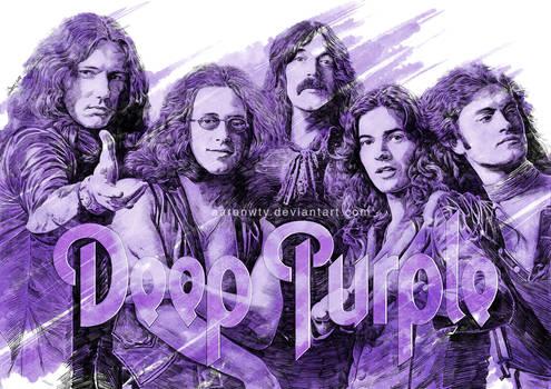 Deep Purple 50th anniversary tribute