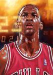 Michael Jordan in Bulls