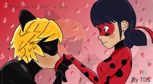 Happy Valentines Day (Miraculous Ladybug)