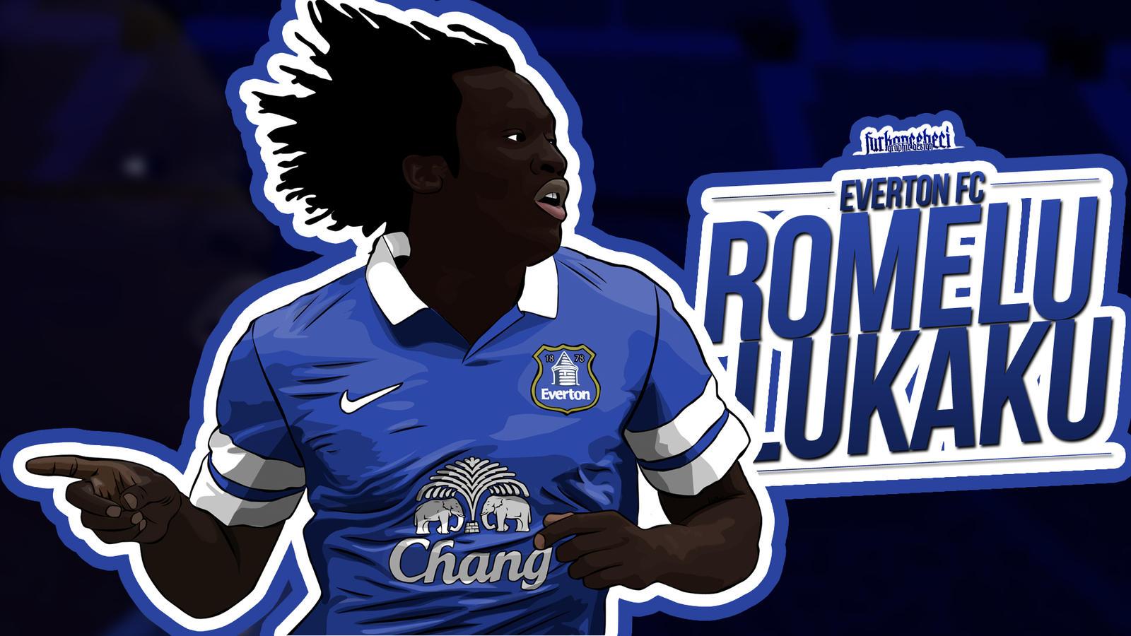 Romelu Lukaku By FurkanCbc On DeviantArt
