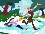A Bubbly Day With Discord