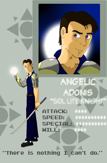 AngelicAdonis's Profile Picture